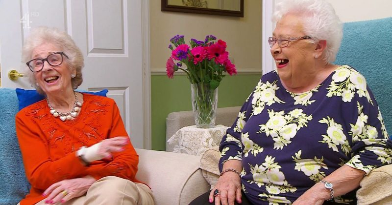 Mary from Gogglebox has died aged 92, The Manc