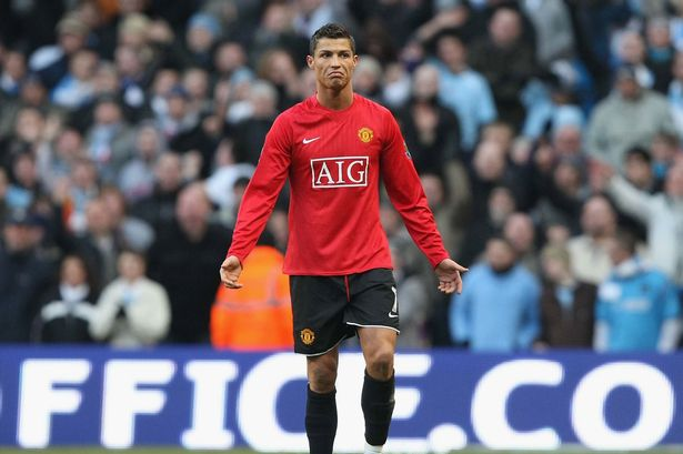 Manchester United become favourites to sign Cristiano Ronaldo as City drop out, The Manc