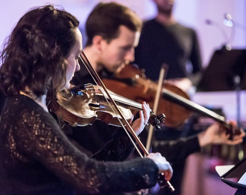 Manchester Camerata launch free Music Cafe at Gorton Monastery for people living with dementia, The Manc