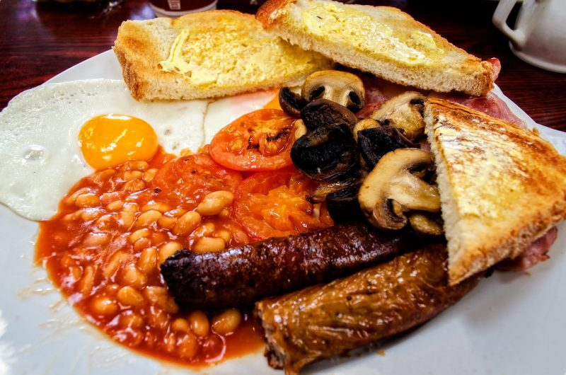 This company is looking for someone to taste test builder's breakfasts in Manchester, The Manc