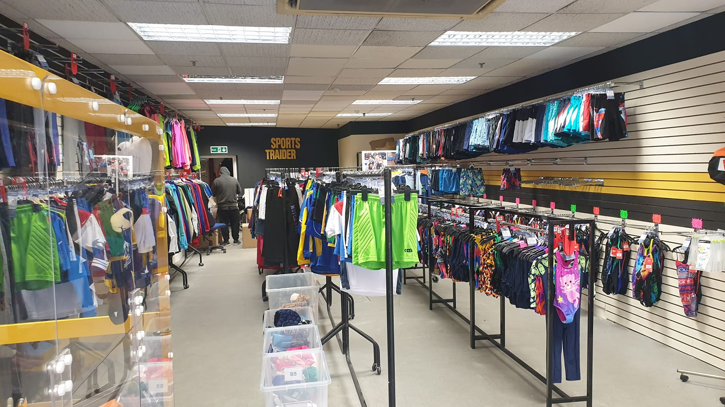 A discount sportswear store is opening at Salford Shopping Centre, The Manc
