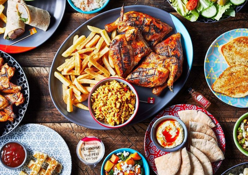 Nando's is giving away free 'results day' chicken to A Level and GCSE students next week, The Manc