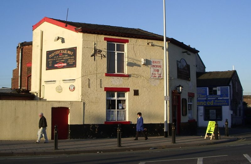 One of Stockport's most iconic pubs is facing demolition, The Manc
