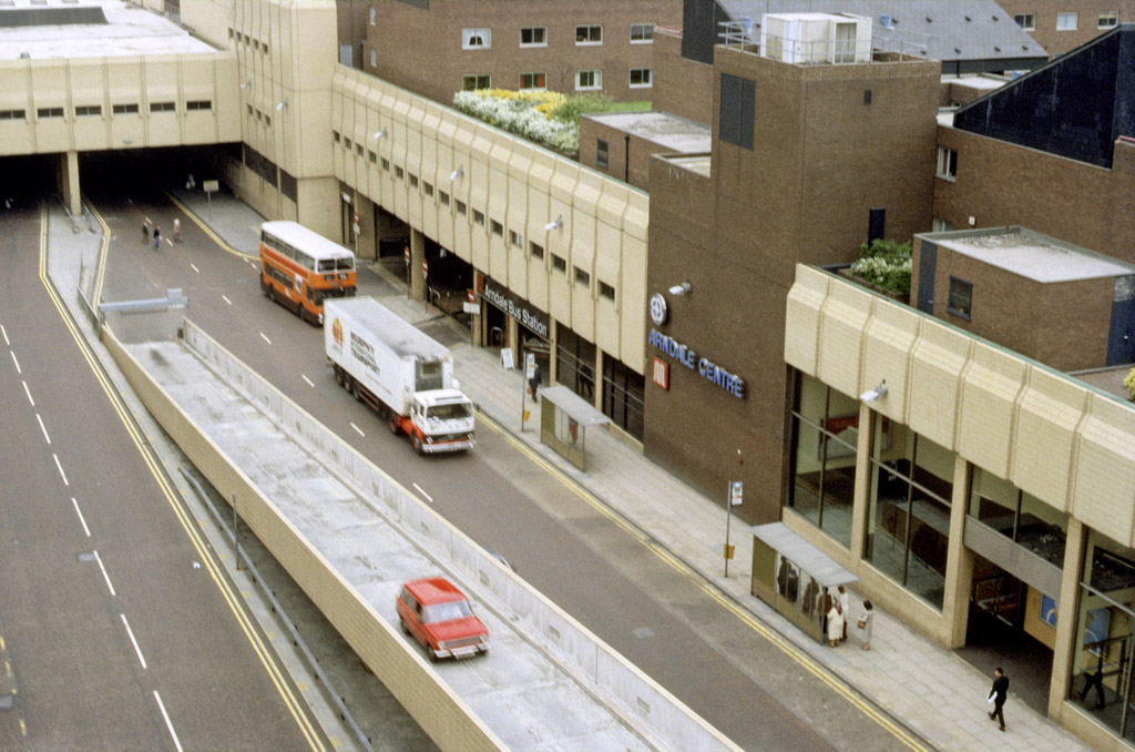 The story behind the maisonettes that once sat on top of the Arndale, The Manc