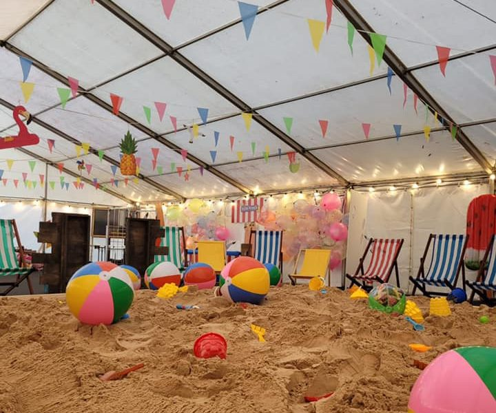 There's a 'Seaside Experience' coming to Bolton this Bank Holiday weekend, The Manc