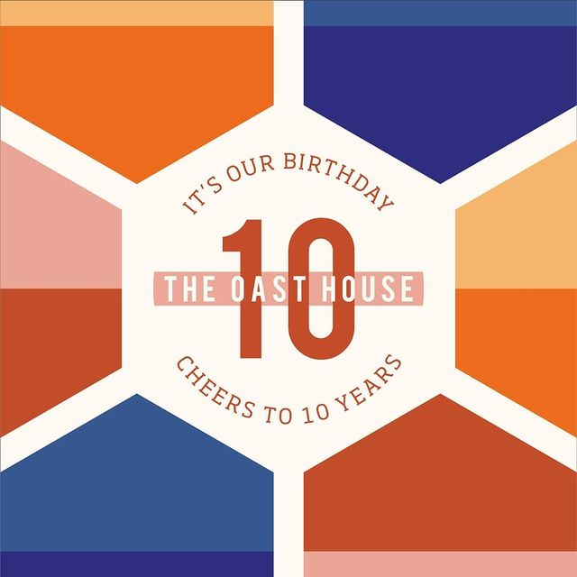 The Oast House is celebrating its 10th birthday with 'birthday bashes' raising funds for 10 local charities, The Manc