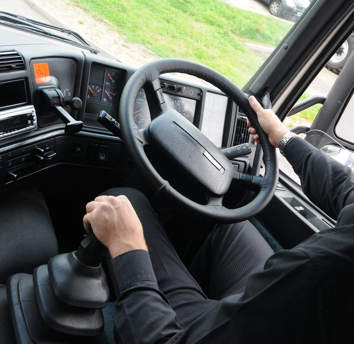 Lorry driver jobs now pay £56k a year in the UK, The Manc
