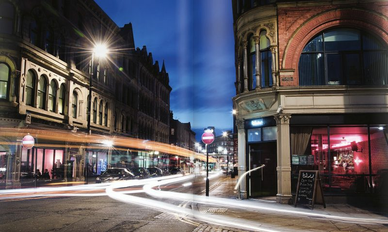 NEW MANC EATS: feat. a hidden bar takeover and Indian-Scottish chippy tea, The Manc