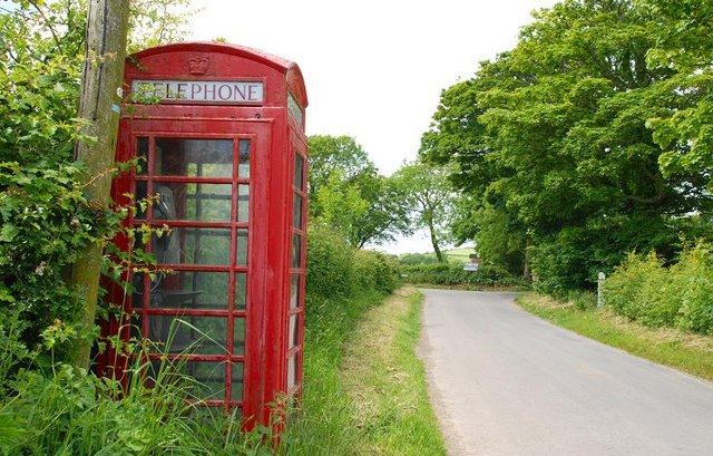 Red phone box stolen from Cheshire garden in broad daylight, The Manc
