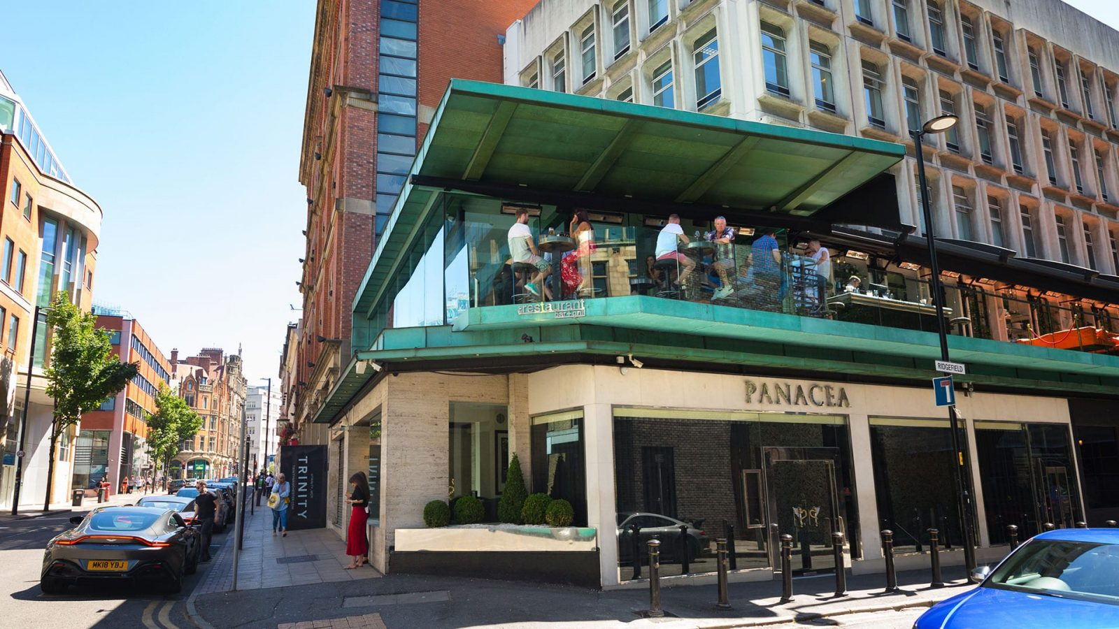 The Restaurant Bar and Grill is closing for good in Manchester, The Manc