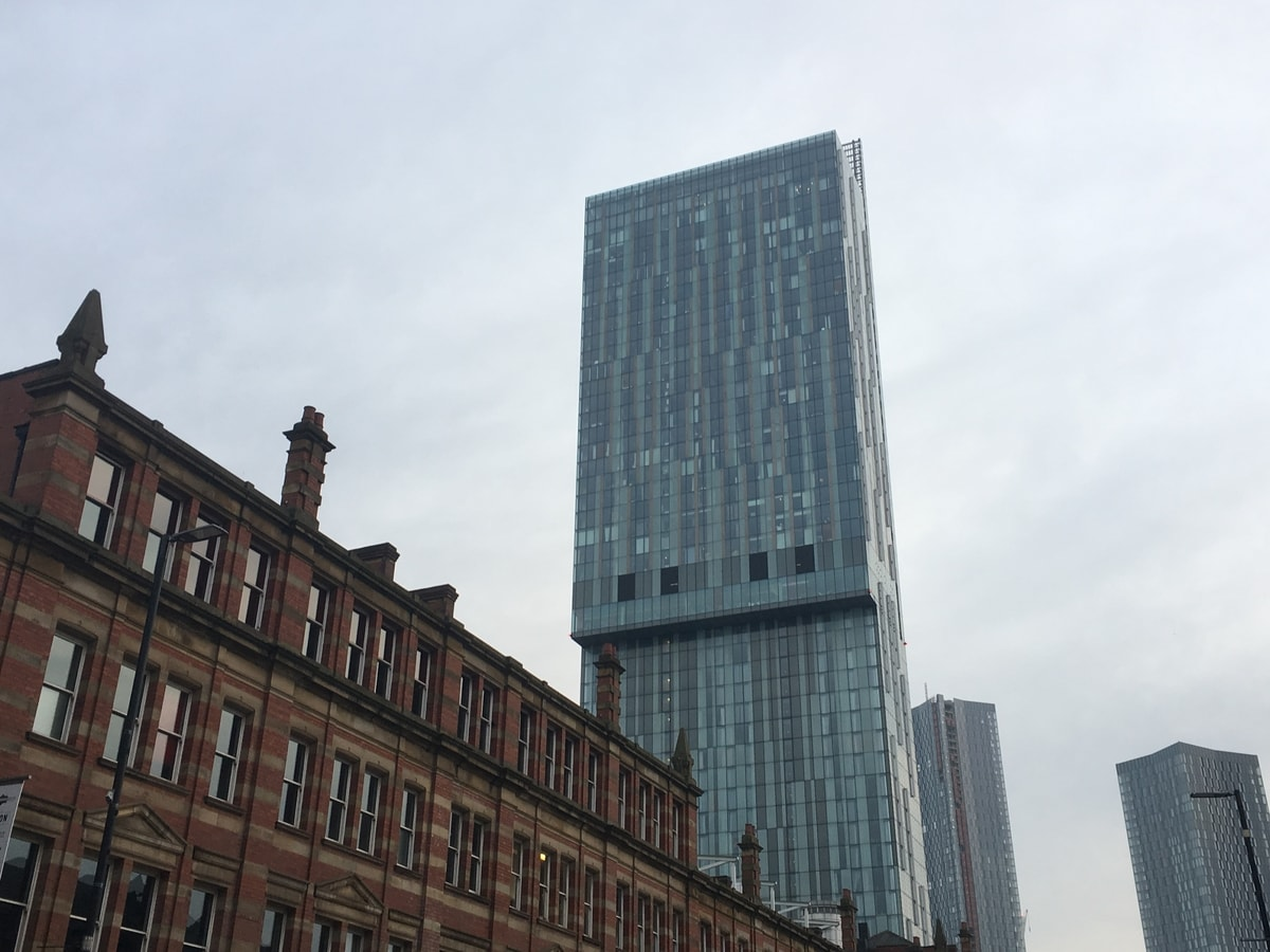 Beetham Tower has been sold to a 'mystery buyer', The Manc