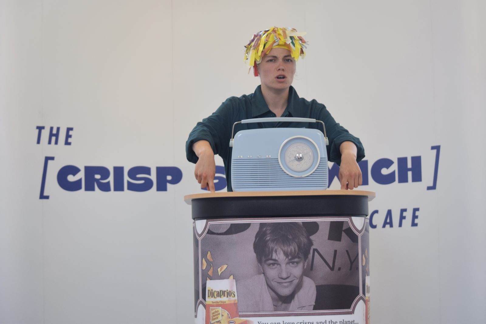 An interactive, autism-friendly crisp sandwich cafe show is coming to Manchester, The Manc