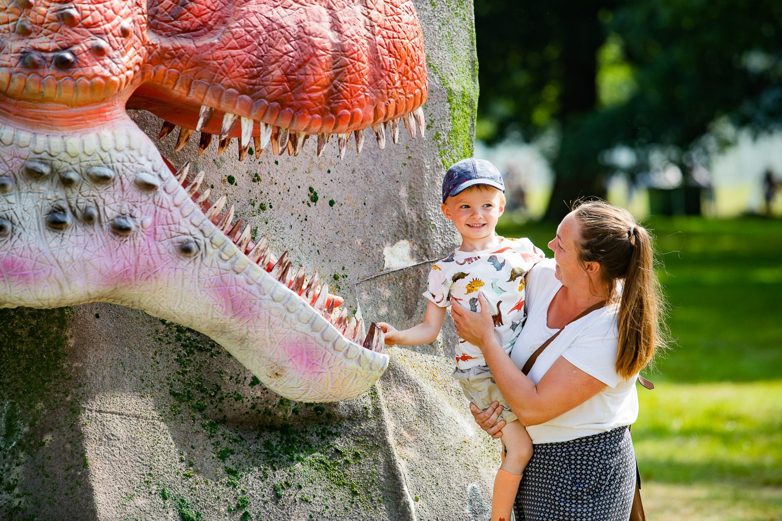 You can get 25% off tickets for the last week of Dino Kingdom in Manchester, The Manc