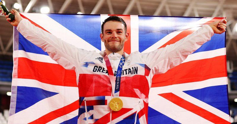Oldham's Matt Walls wins gold in the men's omnium at debut Olympics, The Manc