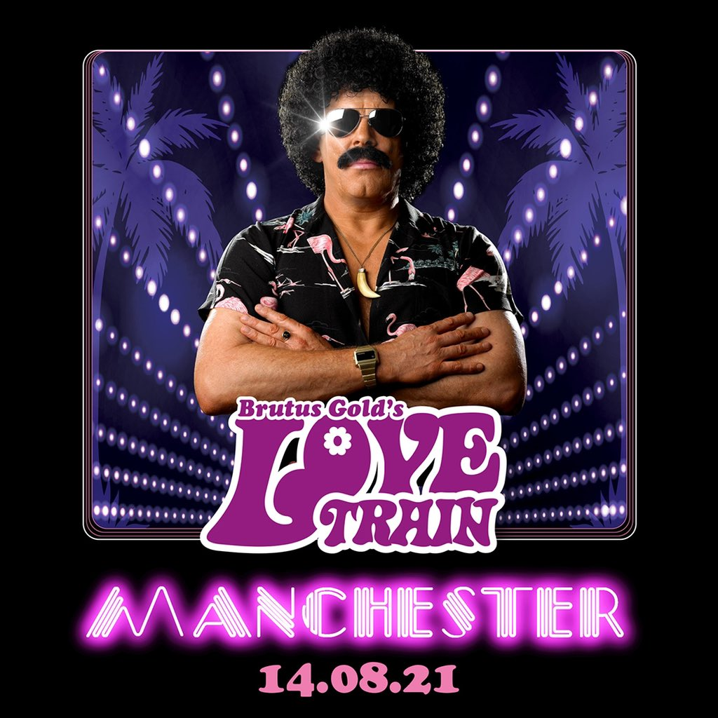 Brutus Gold's Love Train confirms return to Manchester for show at O2 Ritz, The Manc