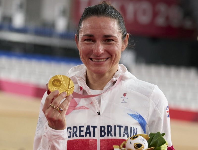 Eccles' Dame Sarah Storey wins her 15th Paralympic Gold medal, The Manc