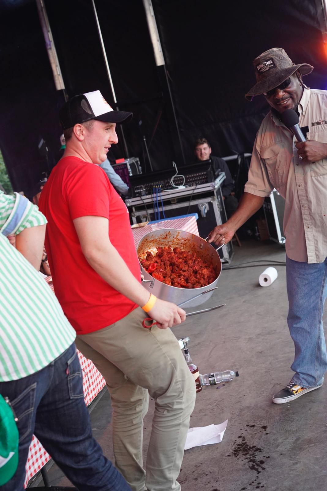 The UK's hottest wing challenge is returning at Wing Fest Manchester, The Manc