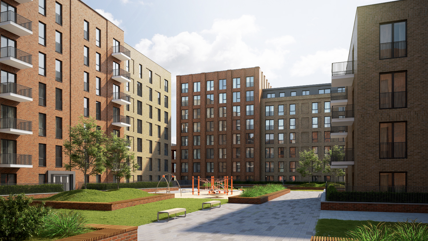 Dock 5: The new £53m dockside apartments bridging city life and green space in Salford, The Manc