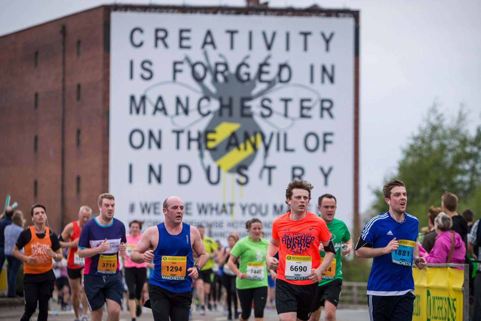 Everything happening at the Great Manchester Run 2021, The Manc