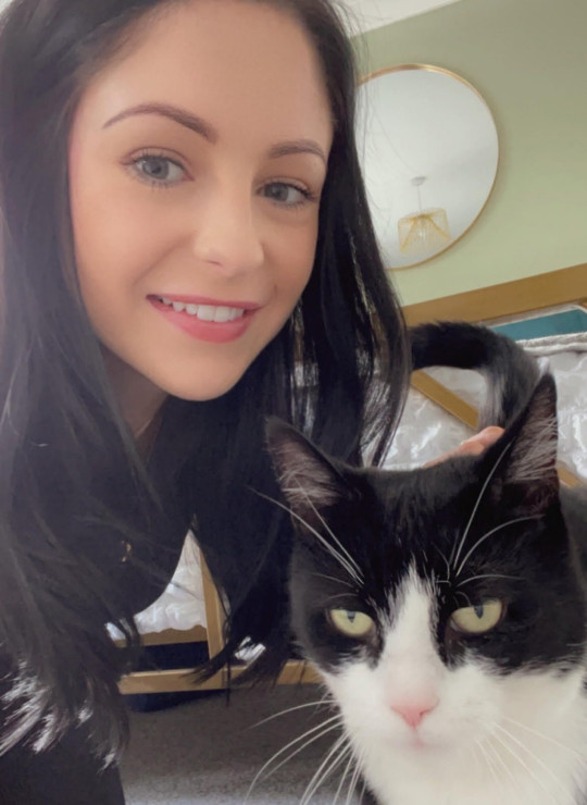 Cat stabbed nine times recovers and finds a new family in Wigan, The Manc