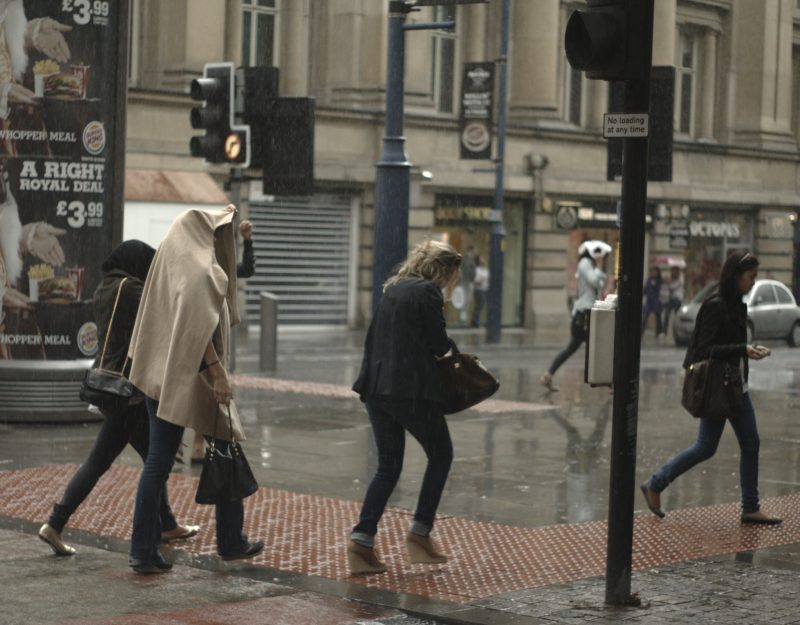 Met Office issues yellow weather warning for storms in Greater Manchester, The Manc