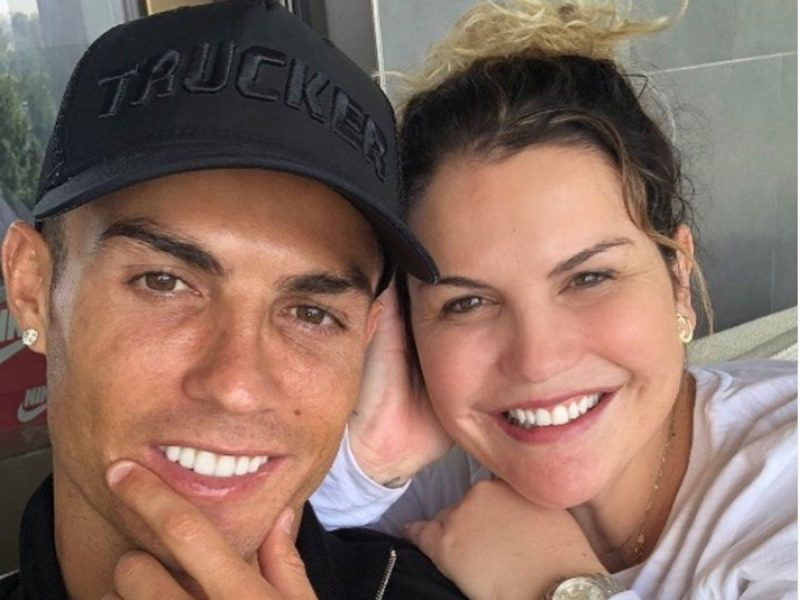 Cristiano Ronaldo's sister in hot water with Italian press after comment about brother's move to Manchester United, The Manc