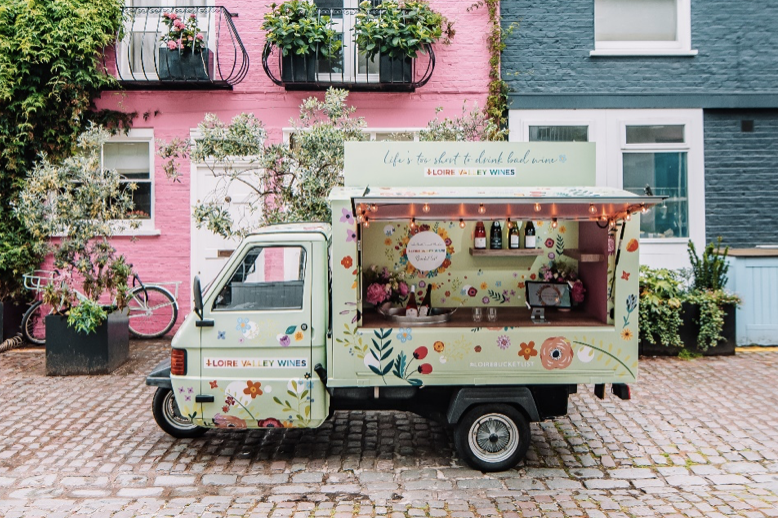 A little Loire Valley wine truck is popping up in Manchester next month, The Manc