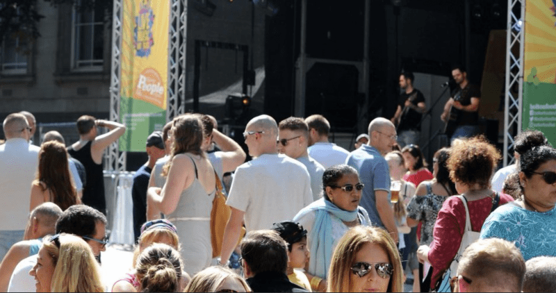 Lineup revealed for Bolton Food & Drink Festival on bank holiday weekend, The Manc