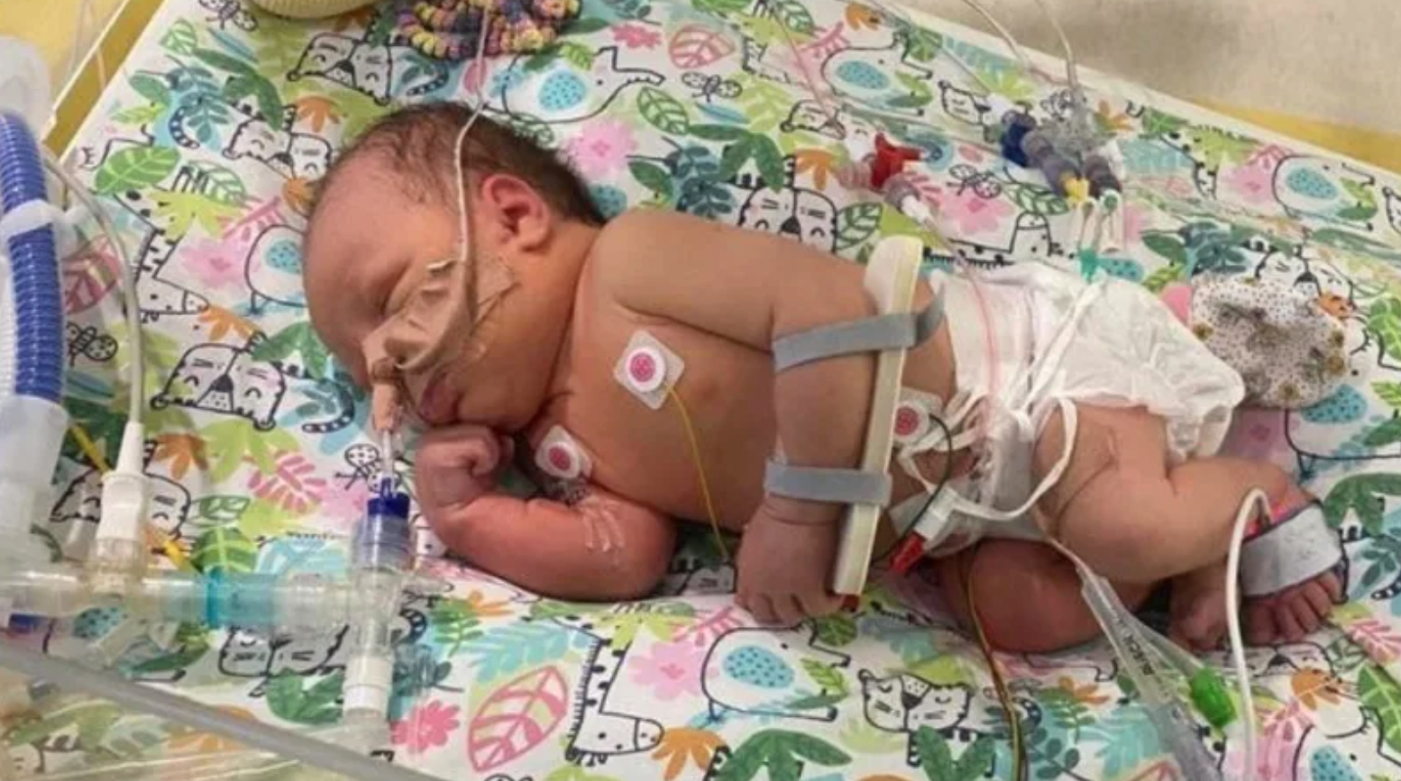 Tyson Fury raises over £30k for children's charity as newborn daughter returns to intensive care, The Manc