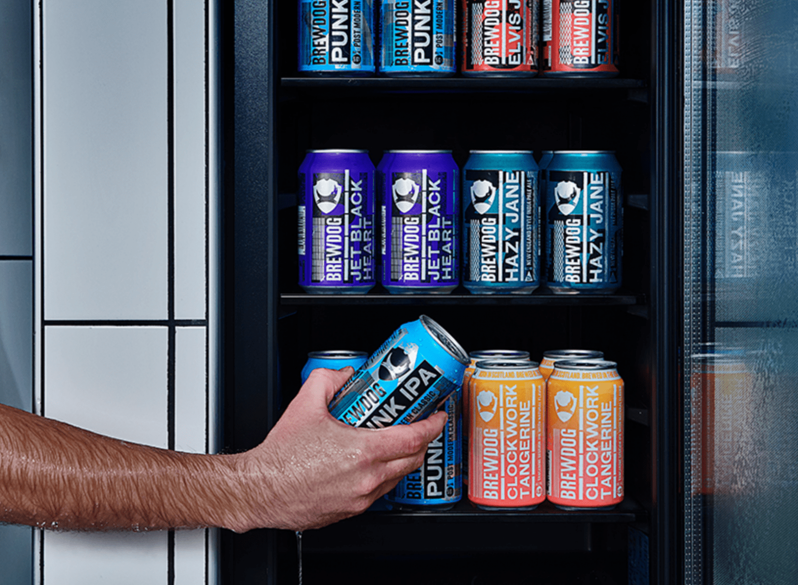 BrewDog's Manchester hotel with shower fridges and room beer taps opens tomorrow, The Manc