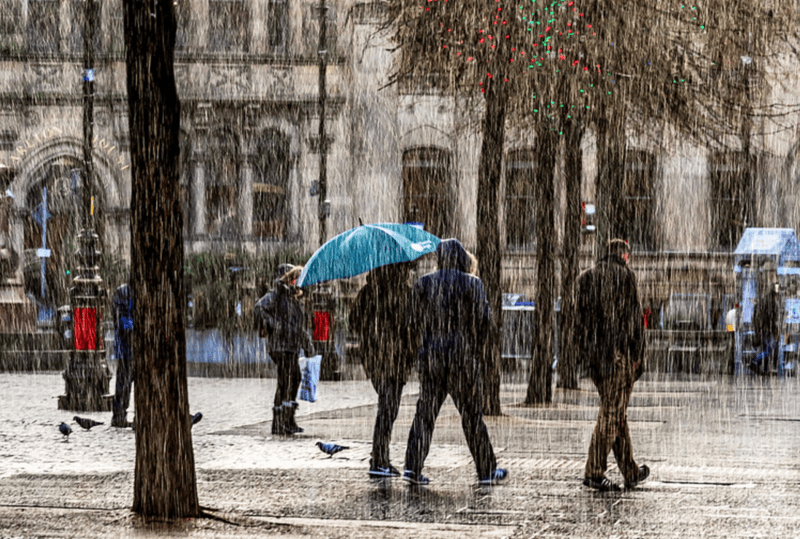 August heatwave cancelled as Met Office gives weather update, The Manc