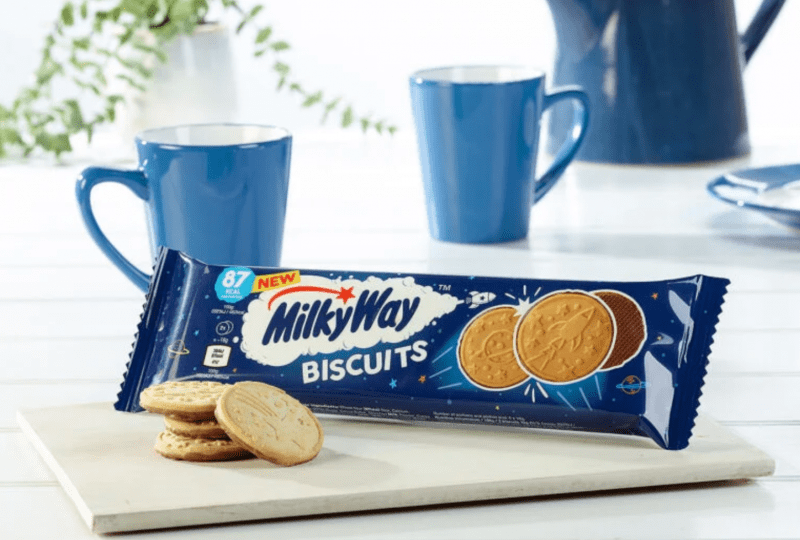 New Milky Way Biscuits are hitting shelves for £1 at B&M next month, The Manc