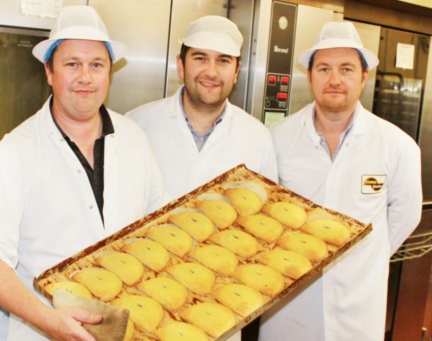 Bolton's iconic Carrs Pasties is looking for a new 'Bakery Assistant', The Manc