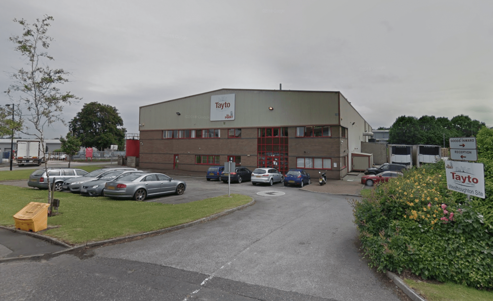 Nearly 200 people taken ill after salmonella outbreak at a Bolton factory, The Manc