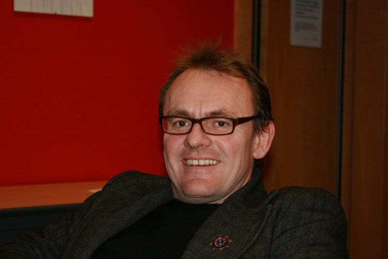 Comedian Sean Lock has died aged 58, The Manc