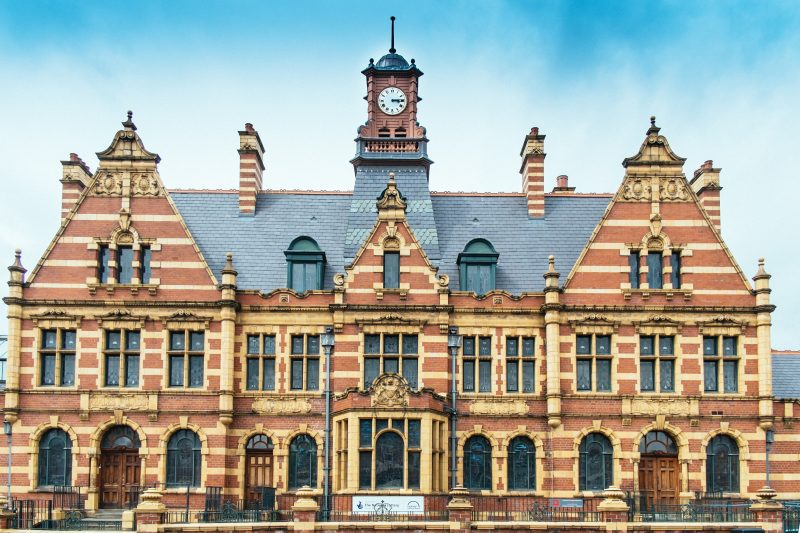 A night of live comedy is coming to Manchester's iconic Victoria Baths next week, The Manc