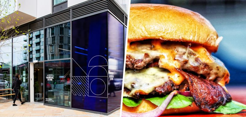 What's Your Beef is giving away free burgers at its new MediaCityUK home this Friday, The Manc