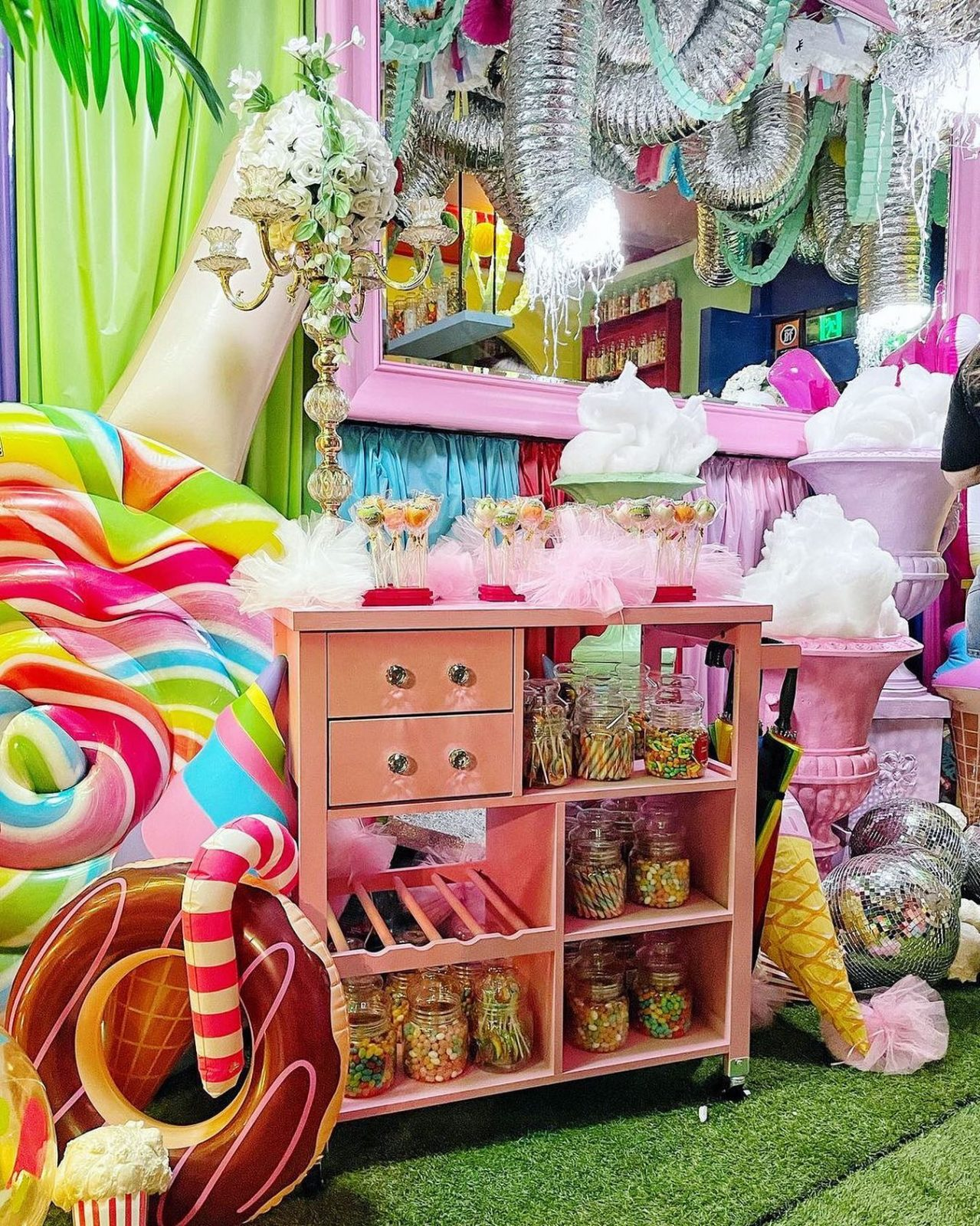 There's a 'candyland' immersive cocktail experience coming to Manchester, The Manc
