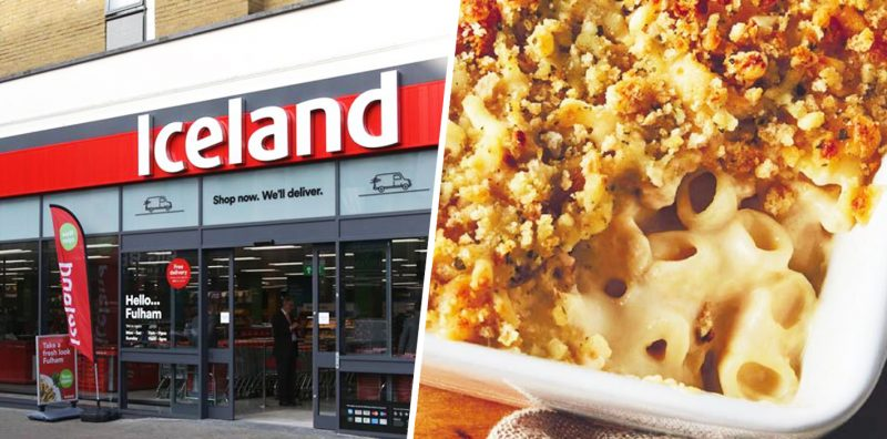 Iceland's new Cathedral City range with 'Mac n Cheese' and 'Cheesy Mash' has people going nuts, The Manc