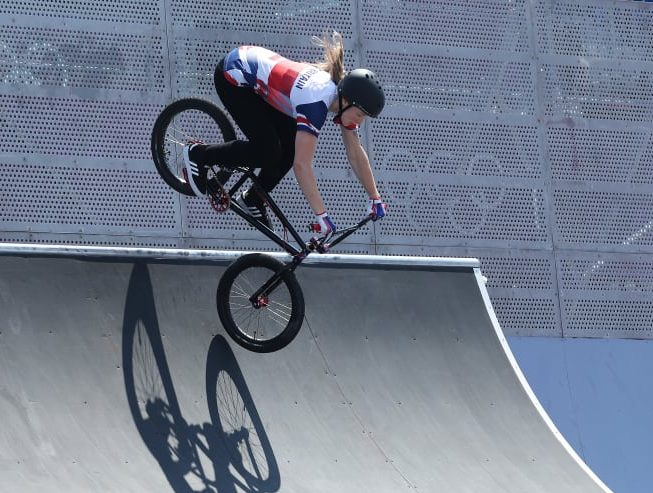 Budding BMX stars can train on a new £250k track that's just opened in Salford, The Manc