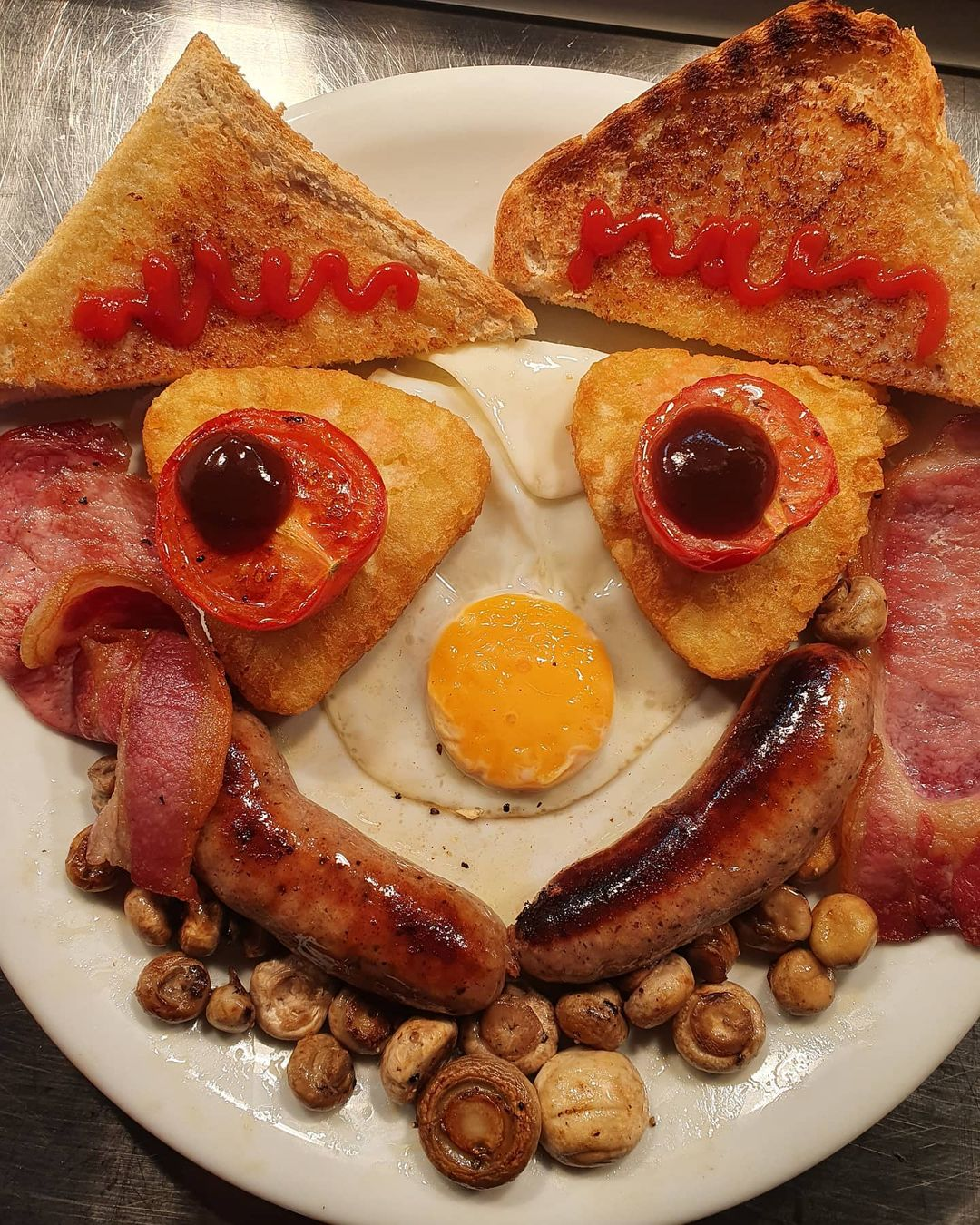 Where to find the best greasy spoon breakfast in Manchester, The Manc