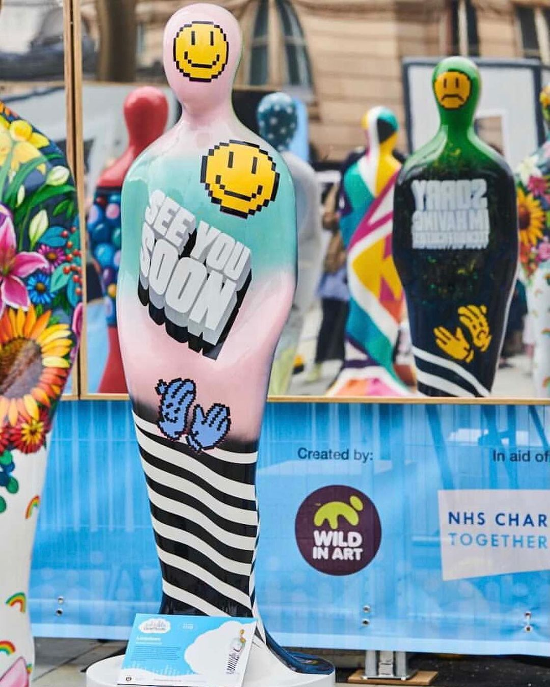 Everything we know about the upcoming NHS art trail in Manchester, The Manc