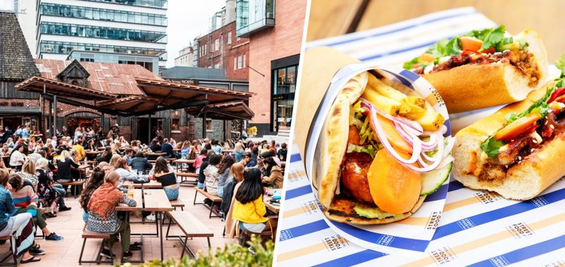 The Oast House launches new street food menu with gyros, poutine and more, The Manc