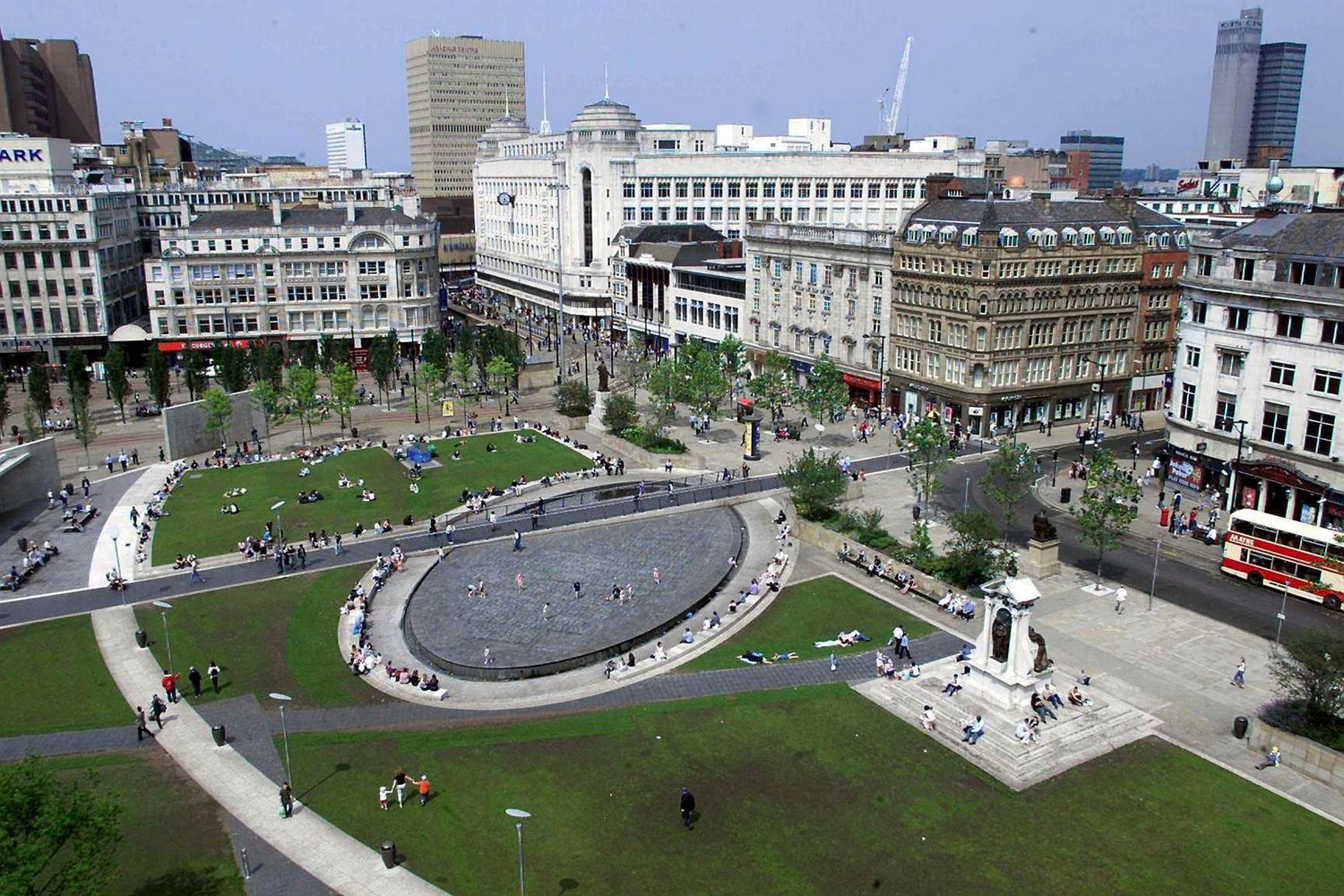 International design competition to be launched to make Piccadilly area 'world class', The Manc
