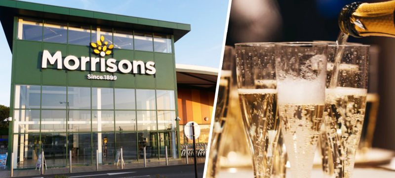 Morrisons cuts the price of Prosecco to £5 for the Bank Holiday weekend only, The Manc