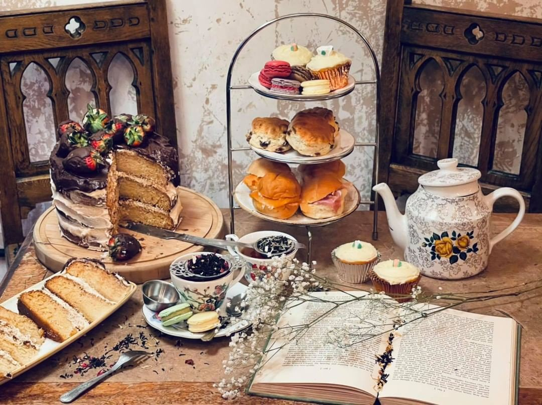 Where to find the best afternoon tea in Manchester, The Manc