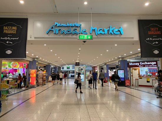 A foodies guide to the Manchester Arndale Market, The Manc