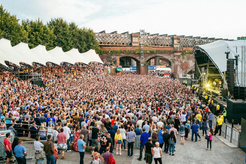 Sounds of the City: Snow Patrol and more to play Castlefield Bowl this Sunday, The Manc