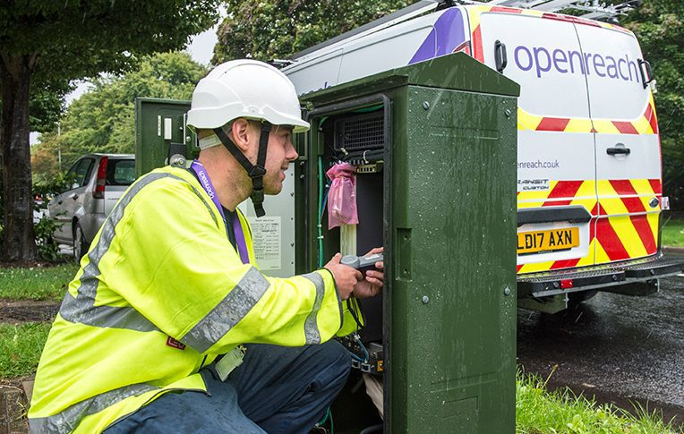 Openreach to install broadband for free in Universal Credit households, The Manc