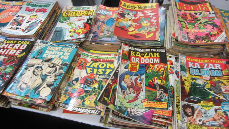 A huge sci-fi and superhero comic book festival is coming to Manchester next month, The Manc